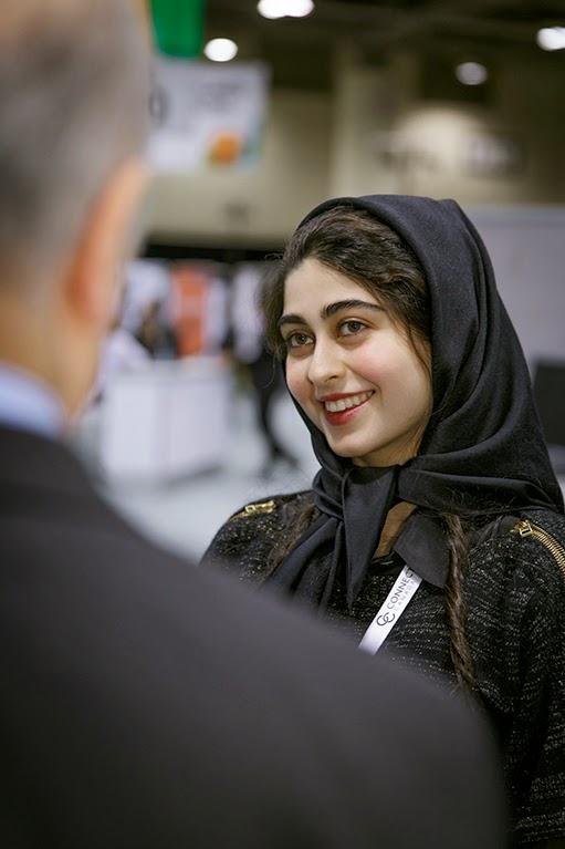 عکس های لو رفته از نعیما طاهری، نتیجه دختری امام خمینی، با دوست پسرش در کانادا