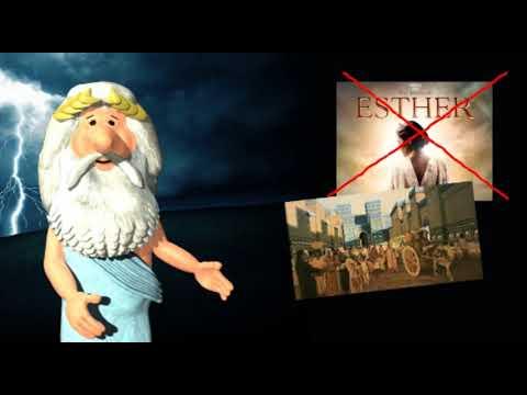 263) داستان استر و مردخای - من زئوس هستم - I am Zeus