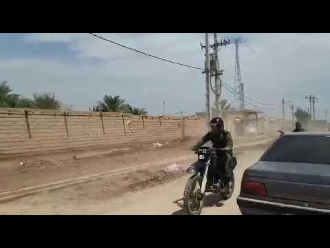ویدیو: جولان موتورسواران بسیج و یگان ویژه در مناطق سیل زده برای ایجاد رعب و وحشت