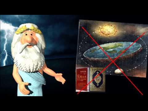 303) زمین تخت گرایان - من زئوس هستم - I am Zeus