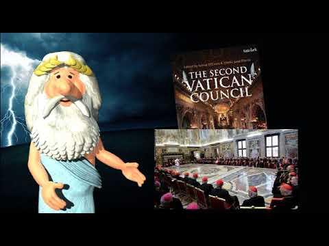 322) اصلاح دین و شورای دوم واتیکان - من زئوس هستم - I am Zeus