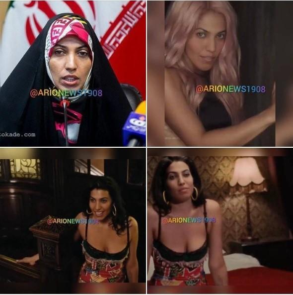 فاحشه آمنه سادات ذبیح پور