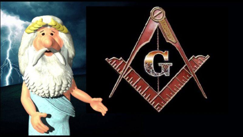 335) خدا و تئوری توطئه – فراماسونری و ایلومیناتی - من زئوس هستم - I am Zeus