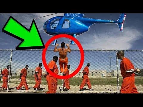 ۵ فرار ناباورانه از زندان