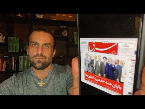 احمدی نژاد: خامنه ای شیطان است و باورش شده که از آسمان آمده! لاریجانی: نه اصلاح طلبم، نه اصولگرا!