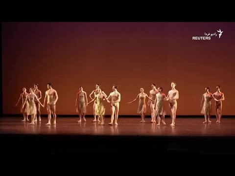 بازگشت رقصندههای باله رویال به صحنه