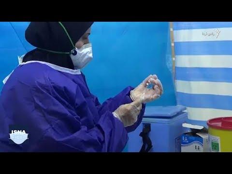تاخیر و توقف تزریق دز دوم واکسن در ایران