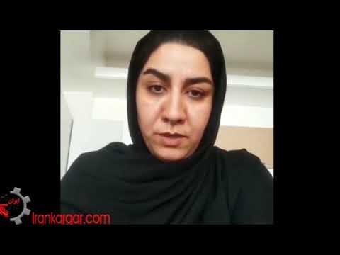 فیلم صحبت های مادر محمد طاهری از جان باختگان اعتراضات