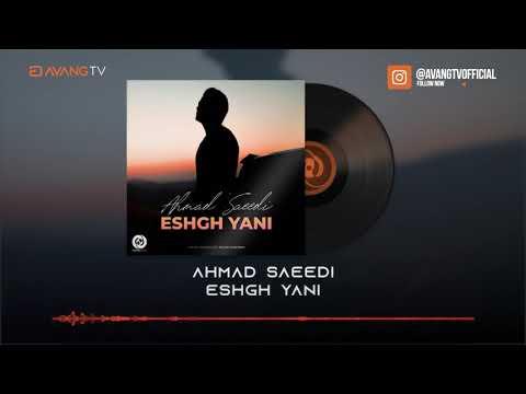 Ahmad Saeedi - Eshgh Yani OFFICIAL TRACK | احمد سعیدی - عشق یعنی
