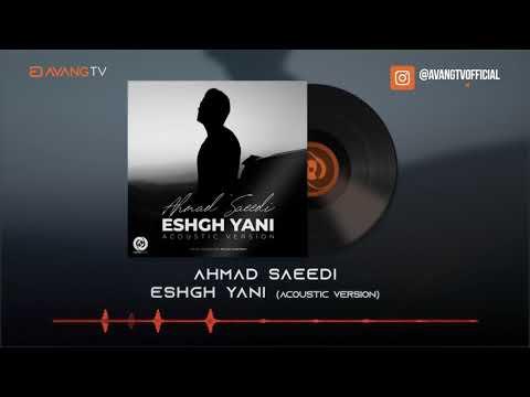 Ahmad Saeedi - Eshgh Yani Acoustic Version | (احمد سعیدی - عشق یعنی (آکوستیک
