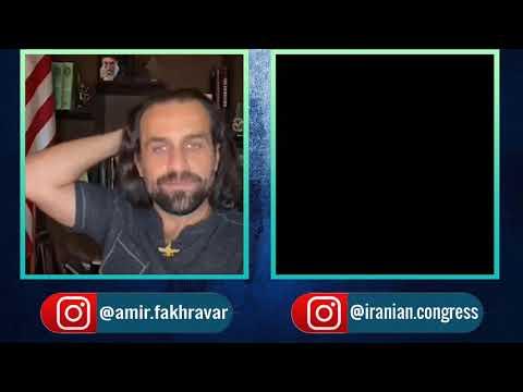 گفتگوی زنده اینستاگرام با جهادی حامی احمدی نژاد درباره شرایط پیش رو پس از سیرک انتصابات