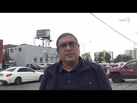 نظر ایرانیان مقیم کانادا درباره انتخابات