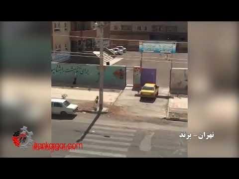 فیلم و گزارش از خالی بودن شعبه های رای گیری انتخابات در نقاط مختلف تهران تا عصر جمعه