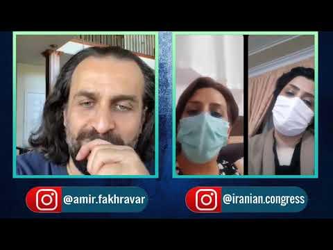 گفتگوی زنده با ایرانیان از همه جا که هیچکدام هم رای ندادند