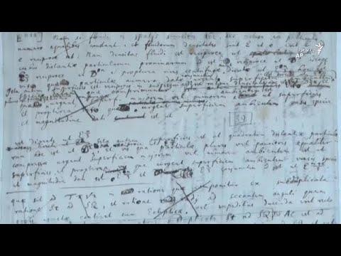 حراج دست نوشتههای اسحاق نیوتن