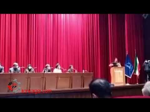 شما بعد از ۴۰سال باید منتظر توفان توده مردم باشید؛ سخنان یک دانشجوی دانشگاه فردوسی مشهد