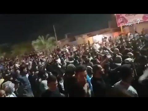 خروش خوزستان و ادامه اعتراضها