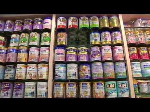 نگرانی از کمبود شیرخشک بچه در ایران