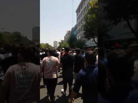 تهران: «تهران خوزستان، اتحاد اتحاد» ۴مرداد۱۴۰۰