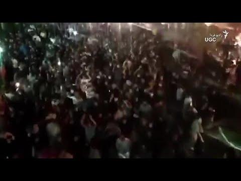 همصدایی و اعتراض در نقاط مختلف ایران