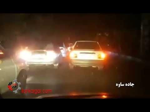 فیلمهای اعتراضات در شهرهای شوشتر، قزوین، دهلران، اصفهان، اراک، ساوه در همبستگی با مردم خوزستان