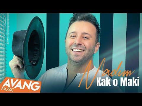 Nadim - Kak O Maki OFFICIAL VIDEO | ندیم - کک و مکی