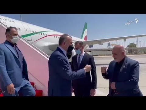نشست بغداد و حواشی حضور وزیر خارجه دولت رئیسی