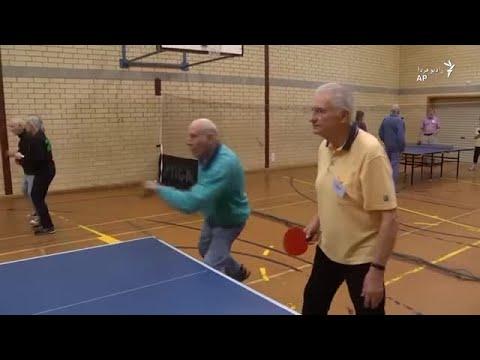 راز شاد زیستن سالمندان