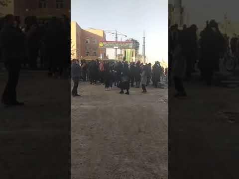 اصفهان؛ تجمع اعتراضی بانوان افغانستانی بر علیه گروه تروریستی طالبان