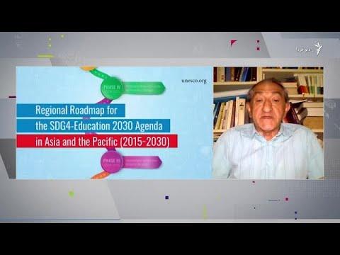 گفتگو با فرج سرکوهی درباره دستور لغو دائمی سند یونسکو