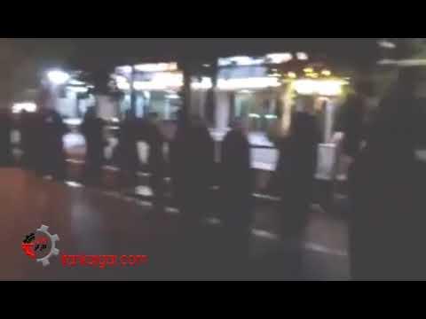 «دیپلمه رأس کارن، نخبه ما بیکاره!» شعار معلمان کارنامه سبز در تجمع شبانه - فیلم