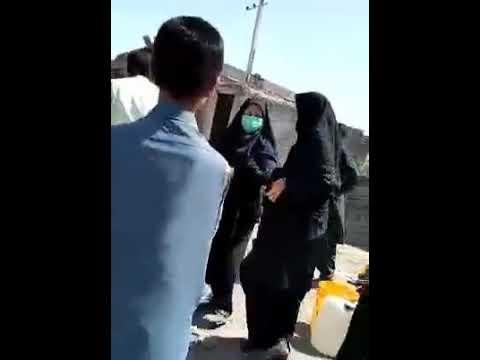 ماموران ضدمردمی سید_علی خامنهای ، آلونک یک زن بیسرپرست بلوچ را ویران کردند - ۲۹ شهریور ۱۴۰۰