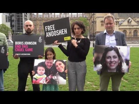 ادامه رایزنیهای بریتانیا و کشورهای غربی برای آزادی زندانیان دو تابعیتی