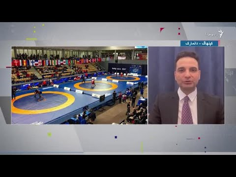 رقابت نزدیک ایران، آمریکا و روسیه در کشتی آزاد
