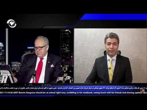 گفتگوی  چهارشنبه ١۴ مهر١۴٠٠ تلویزیون کانال یک با علی جوانمردی!