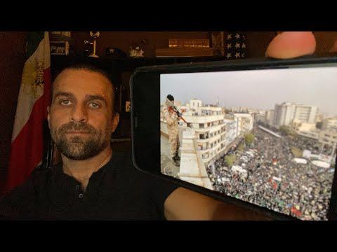 وحشت فرید مدرسی نماینده حسین طائب رییس اطلاعات سپاه از کلمات فخرآور، آبان و منوتو کنار هم!