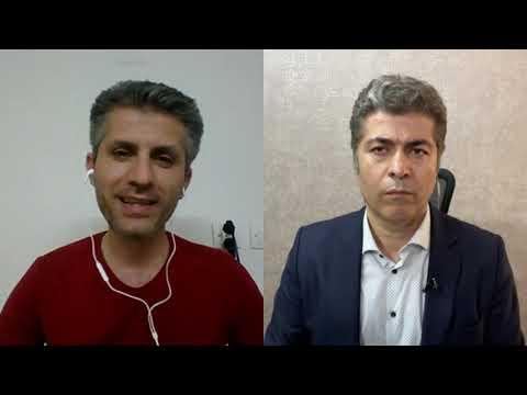 گفتگوی علی جوانمردی با سرگرد خلبان مهرداد آبدارباشی !
