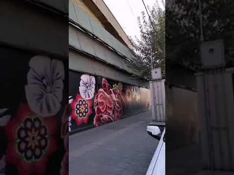 سنگربندی دبستانی دخترانه در تهران، اینجا دبستان دخترانه در(شهرداری ۱۴ تهران، اتوبان آهنگ) است