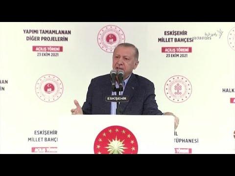 درگیری سیاسی تازه ترکیه و کشورهای غربی