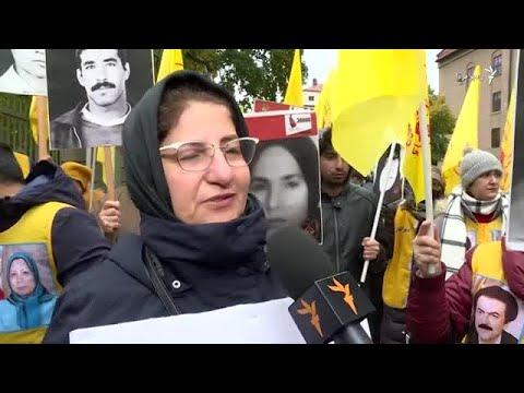 «جنایتکاران جمهوری اسلامی باید محاکمه شوند»